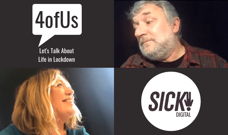 4ofUS: EPISODE ONE: NINA GILLIGAN & RICHARD CURRIE