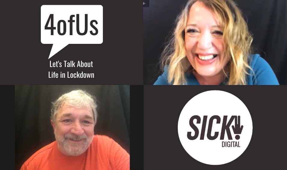 4OFUS EPISODE 3: MENTAL HEALTH – DAWN EDGE & CHRIS MADDEN