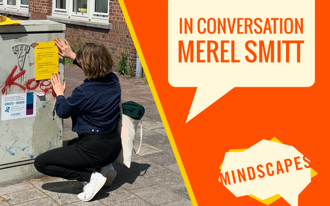 MINDSCAPES ARTISTS IN CONVERSATION: MEREL SMITT