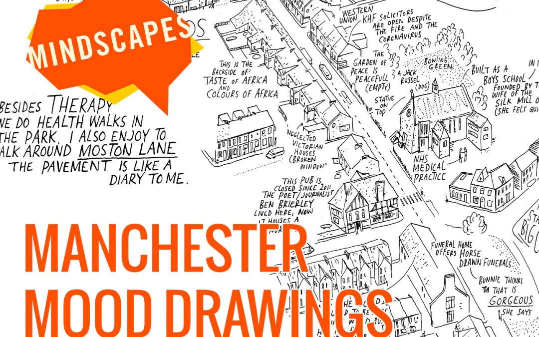 JAN ROTHUIZEN: MANCHESTER MOOD DRAWINGS